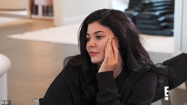 Kylie Jenner gets called 'entitled' by sister Kourtney