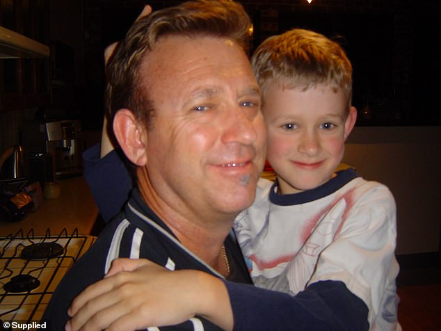 Mr Kinnane said he saw his son slip into drug addiction as a teenager but there was nothing they could do to help him