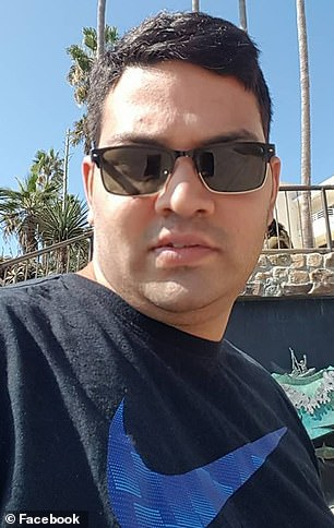 Kenneth French, who was shopping with his parents at the time, was killed by the off-duty LAPD officer at the Costco Wholesale warehouse store in Corona on Friday night