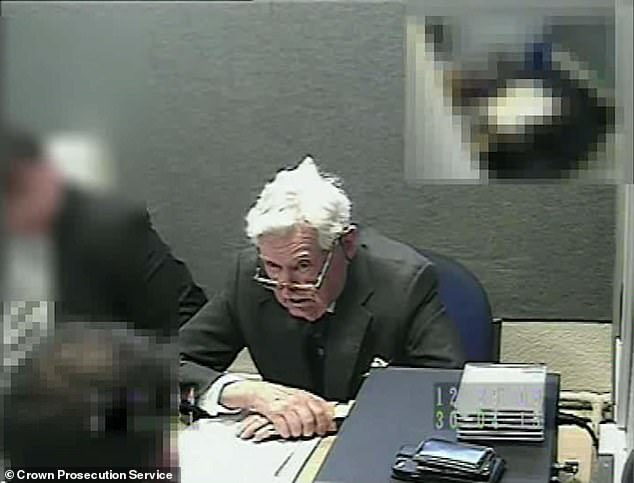 In the video of his police interview, played today for the jury in Newcastle, Lord Bramall says: ''Please report to your superiors and say there is no evidence, there is no case to answer. Make it clear I am no longer a suspect'