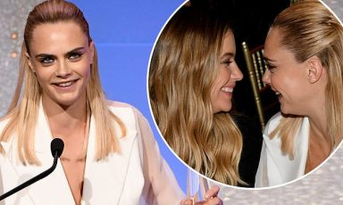 Cara Delevingne says why she went public with Ashley Benson romance
