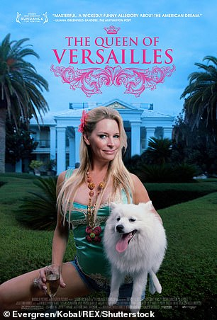 The family rose to fame in the documentary where they chased the American dream and tried to build a modern Versailles palace in suburban Florida