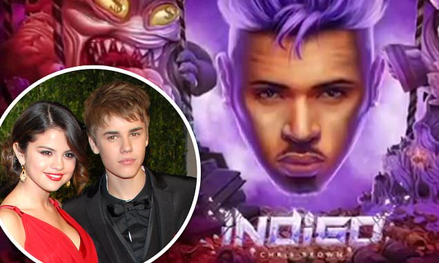 Justin Bieber seems to reference Selena Gomez on new Chris
