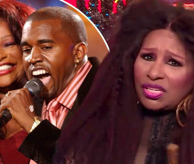 Chaka Khan Says Kanye West Was Stupid For Sampling Her  Song