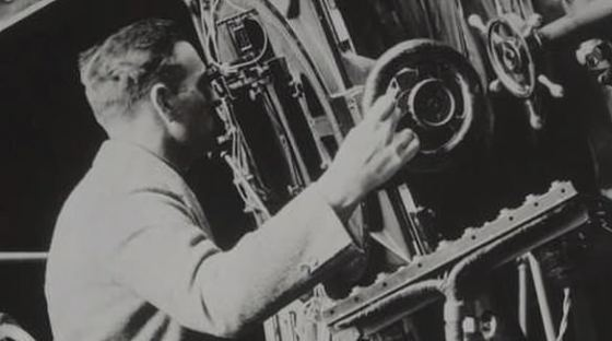 The Hubble telescope is named after the famous Missouri-born astronaut Edwin Hubble in 1889 (pictured).