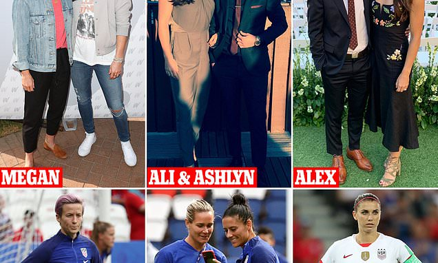 Meet the romantic partners of the US Women's Soccer team