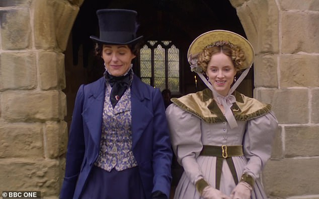 Wedding: The second series will follow Anne and fellow heiress Ann Walker following their secret marriage, as they move in Shibden Hall and embark on their life as wife and wife