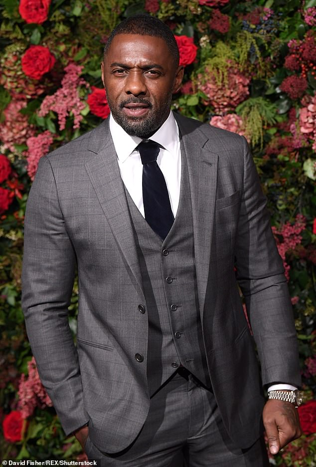 Royal DJ: Idris Elba, 46, has revealed that Meghan Markle sent him a playlist of specific tunes which he played at her wedding to Prince Harry last year