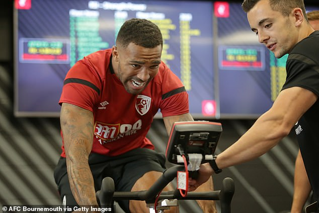 Bournemouth's Callum Wilson was a target but recently signed a new deal with the Cherries