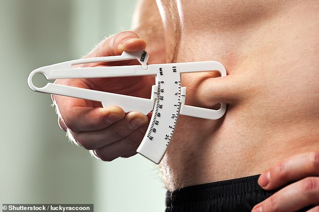 The high levels are linked to Britain having one of the highest obesity rates in western Europe, with two in three adults overweight or obese [File photo]