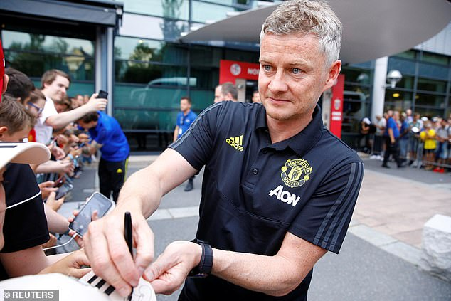 Ole Gunnar Solskjaer gave the 26-year-old four days to secure a transfer earlier this wee