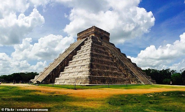 The latest discoveries suggest the Mayans, between 1,800 and 1,000 years ago, had a bigger impact on their environment than previously thought. (stock image)