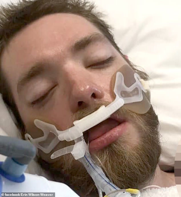 For five days, Josh was in a diabetic coma in the hospital near his home in Leesburg, Virginia, for five days in June before his family took him off life support. He was just 27