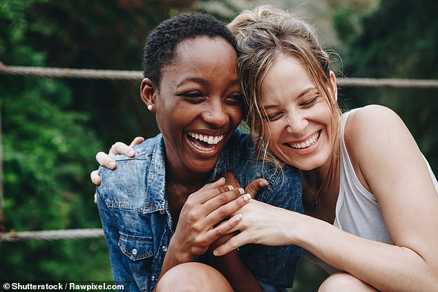 Laughter is the best medicine, research confirms