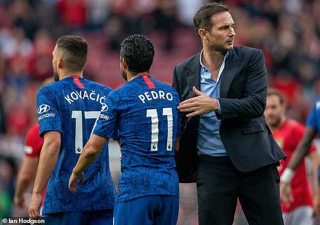 Lampard emphasised that a defeat in Istanbul does not mean the winning mentality has gone