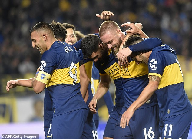 Despite a positive start, Boca went on to lose to second tier side Almagro on penalties