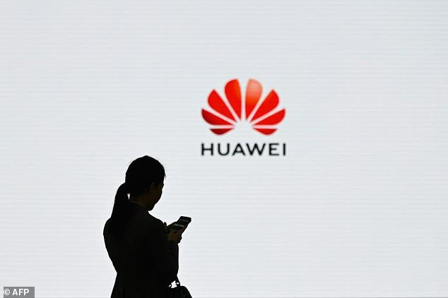He said: 'People ask me: 'Should we trust China? Should we trust Huawei?'' 'I say, 'We shouldn't trust anybody', I'm basically an advocate for safer cyberspace in America'