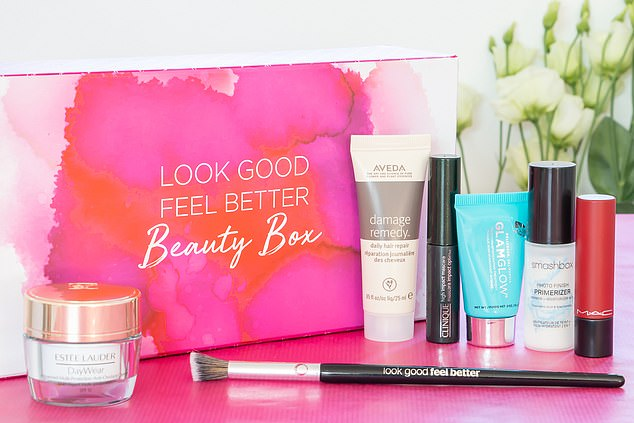 Beauty boxes are just brilliant intros to products before you swing for the full size. But there's another very, very good reason to treat yourself to this one – because a whopping £20 of the £25 price goes to one of our favourite charities, Look Good Feel Better