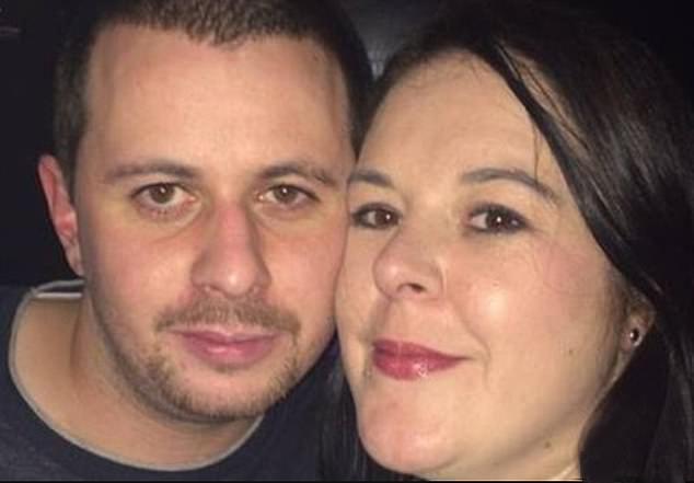 Laura Stuart, 33, warned police that her ex-boyfriend, Jason Cooper, was a 31-year-old