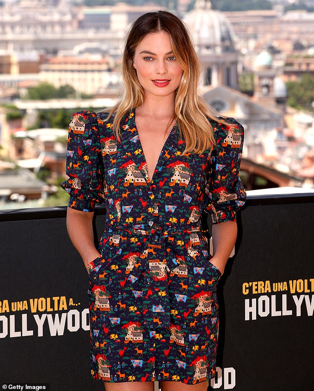 Margot Robbie's (pictured) trainer David Higgins has revealed the nine steps to help you get a Hollywood body - and the diet plan you need to follow for rock hard abs
