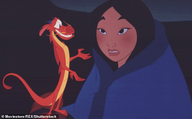 Disney first released an animated version in 1998 before remaking Mulan as a live-action film