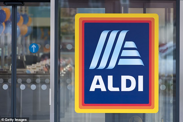 While the Aldi product doesn't tick all the boxes in terms of flavour, shoppers say it can't be beaten on price (file image)