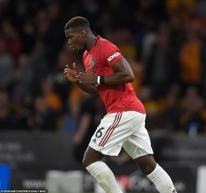 The 26-year-old reacts to his penalty miss after taking the ball off Marcus Rashford, who scored from the spot against Chelsea