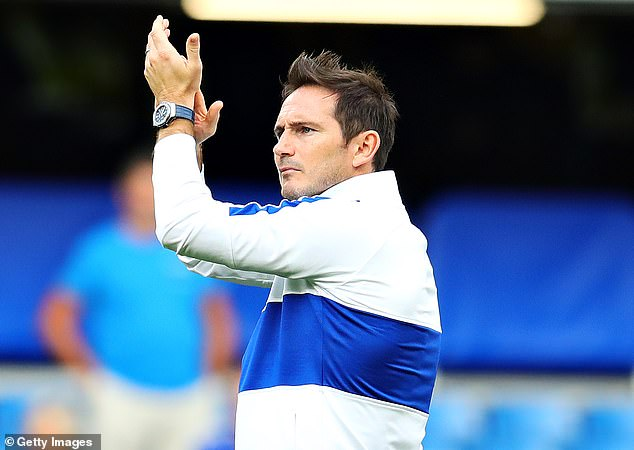 The return of Frank Lampard as manager has helped convince Hudson-Odoi to stay put