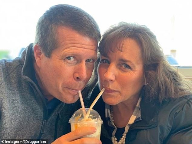 Rule makers: Jill's parents, Jim Bob and Michelle, are incredibly strict. Jill admitted that her family is 'not always' supportive of her decisions