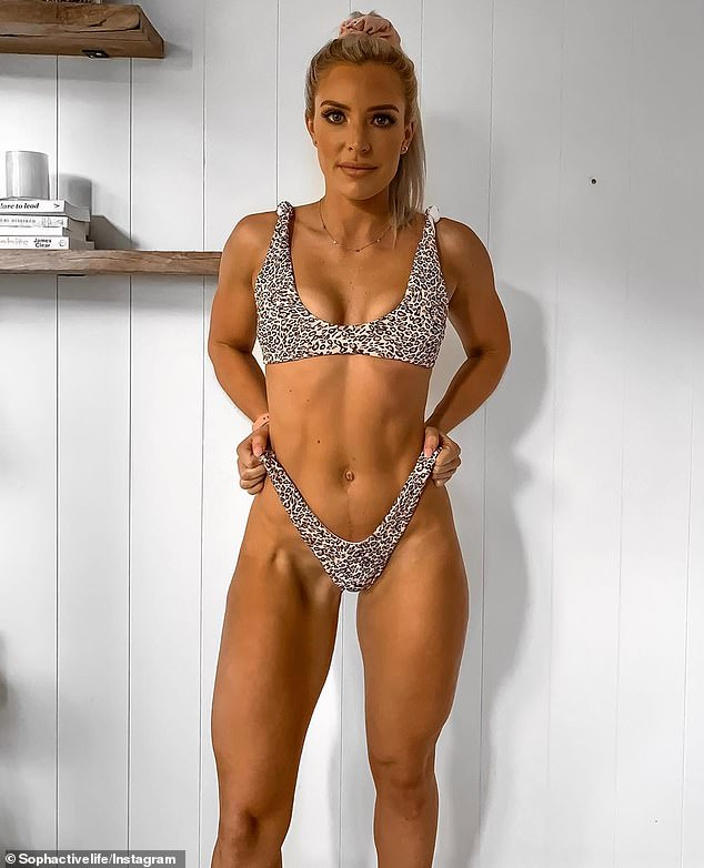 She said the best way to monitor your caloric deficit is through body measurements, body fat measurements, taking before and after pictures, and weight scale