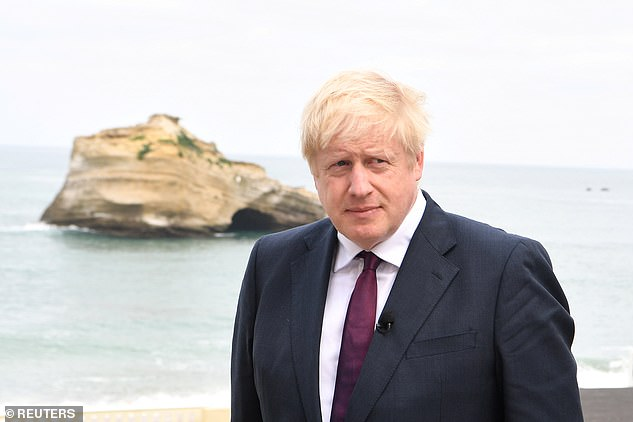 Mr Johnson told Donald Tusk this weekend the UK would be leaving the EU on October 31