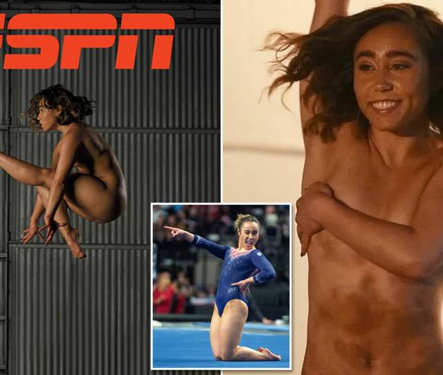 Gymnast Katelyn Ohashi Reveals She Suffers From Skin Condition