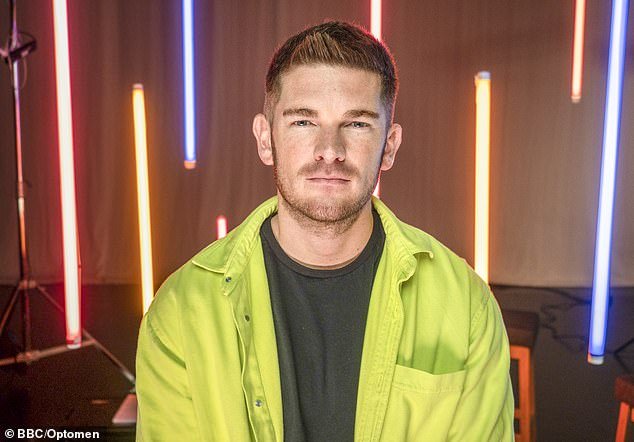 Adam (pictured) claims younger shoppers are most interested in buying clothes they've seen on their favourite social media influencers