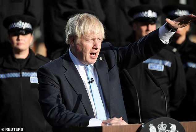 Prime Minister Boris Johnson was among world leaders to send the Zimbabwean government and the widow of its former president his condolences