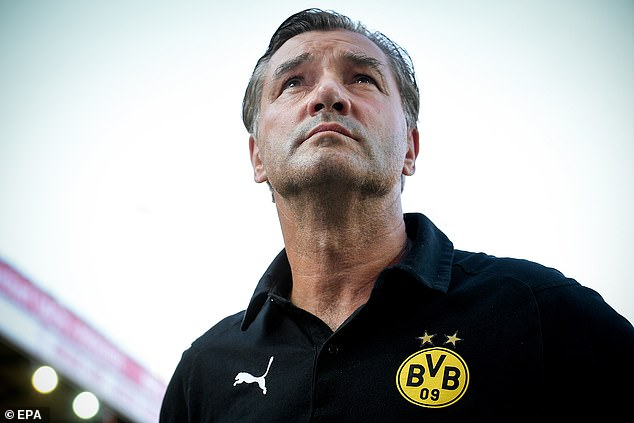 Sporting director Michael Zorc confirmed the talks during Amazon's series on Dortmund