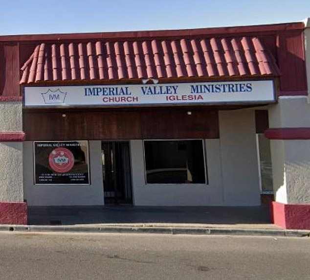 The U.S. Attorney's office in Southern California said clergy members affiliated with Imperial Valley Ministries subjected dozens of underprivileged men and women to 'forced labor' after checking them into group homes designated for drug addicts