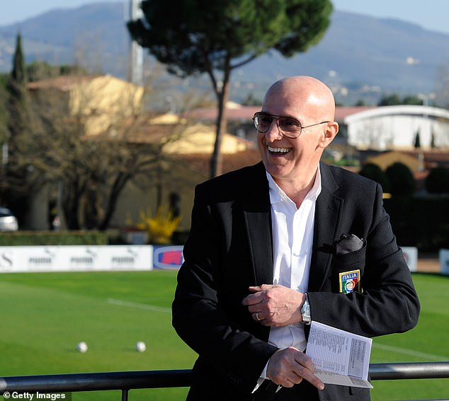 Sacchi, formerly coach of AC Milan, praised both managers as footballing innovators