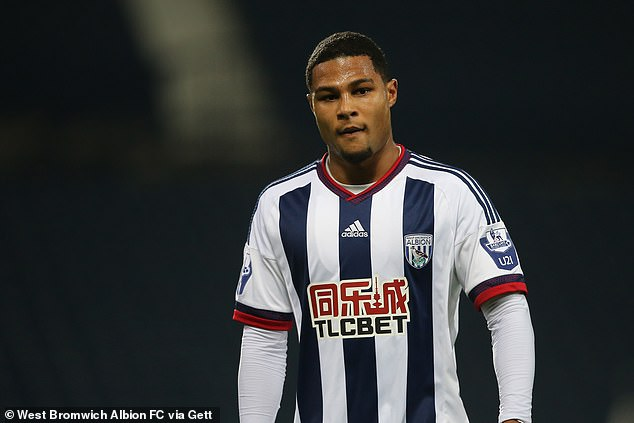 Gnabry endured a nightmare loan spell at West Brom, featuring just three times