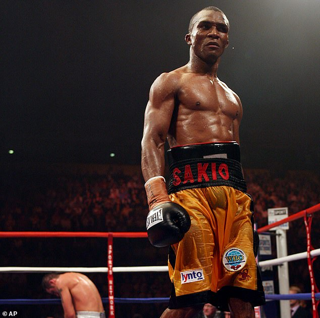 There have been suggestions that Benn's opponent could be 40-year-old Sakio Bika