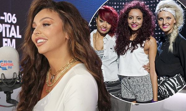 Little Mix star Jesy Nelson reveals the life-changing