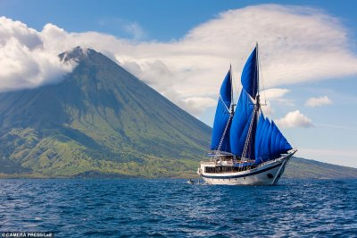 A jaw-dropping voyage to Indonesia's remote volcanic ...