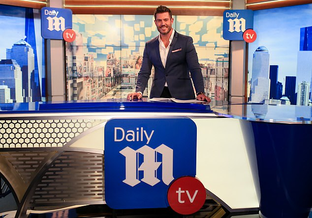 DailyMailTV's third season begins Monday 16 September, hosted by Jesse Palmer in New York