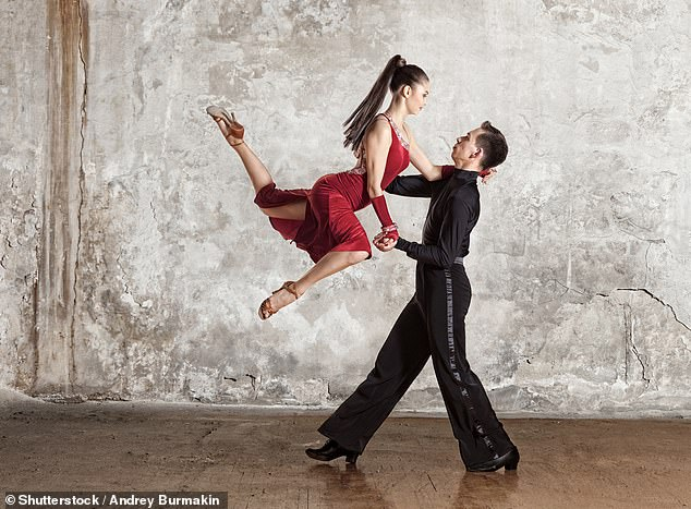 Dr Mosley recommends taking up new hobbies which actively challenge both body and brain, such as learning to dance the samba