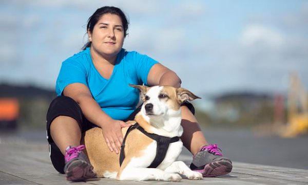 Fat people have overweight dogs, study claims