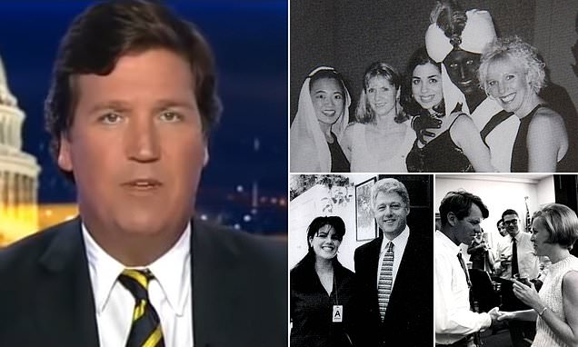 Tucker Carlson says he'd never let his daughter date a ...