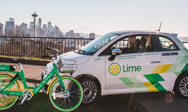 Lime will shutter car-sharing service after failing to find partner