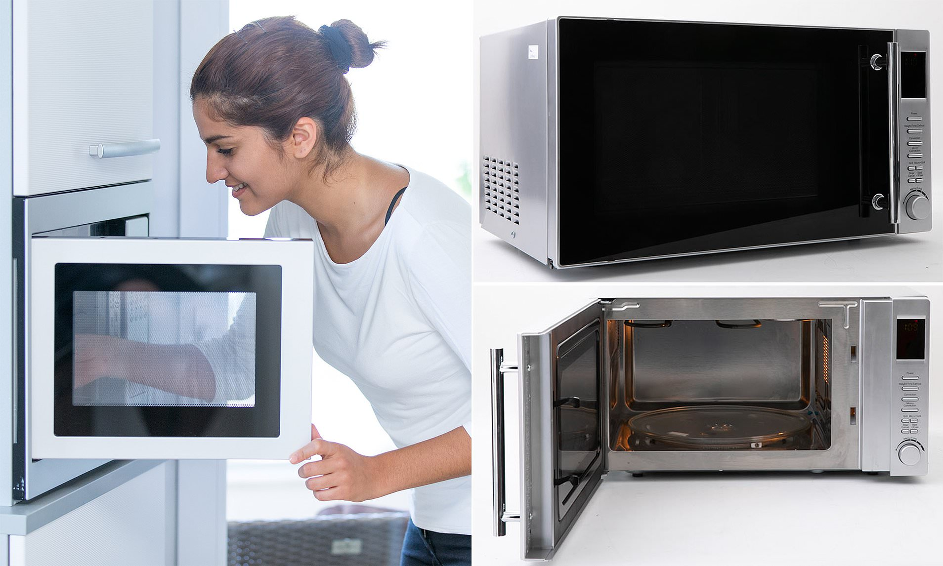 revealed the 129 microwave from kmart