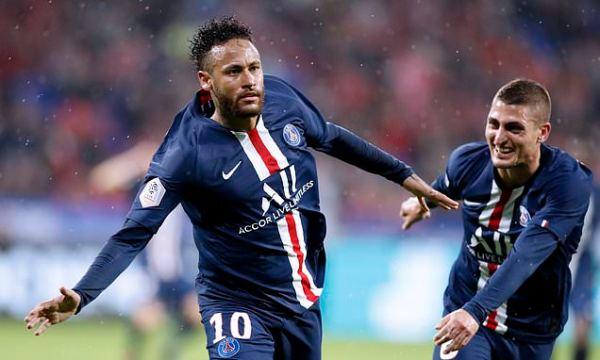 Ander Herrera backs Neymar to win top gong after 1-0 win at Lyon