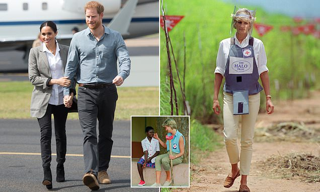Prince Harry to fulfil Princess Diana