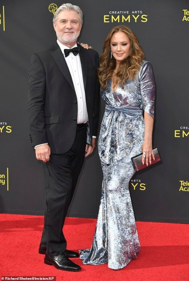 Leah Remini had 'no idea' her estranged father died 'a month ago'